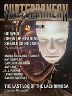 Subterranean on-line magazine featuring Dr. Helios